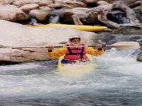 Discese in kayak