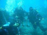 Diving a Vibo Valentia
