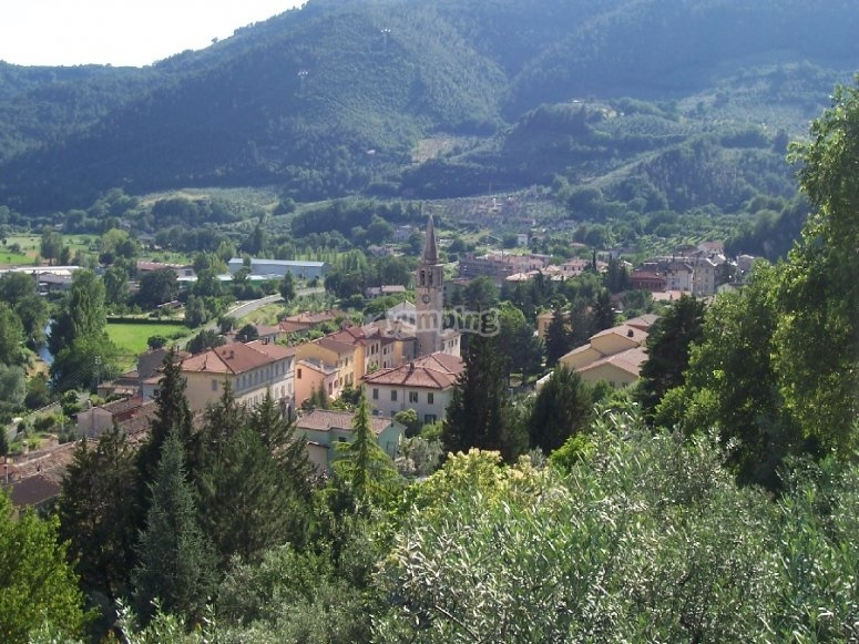 Il borgo di Ferrentillo