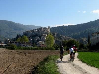 Tour in mountainbike 1giornata Arrone