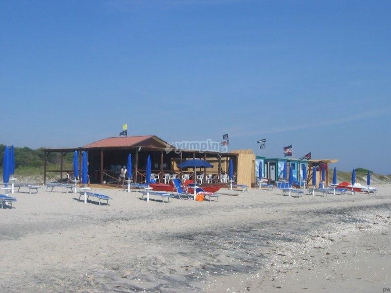 Estate in spiaggia