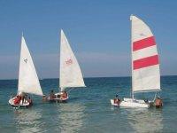 Sailing course in Salento