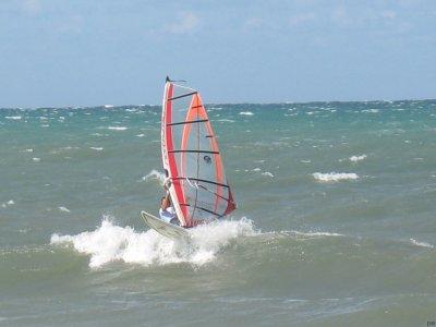 Individual Kite Lesson in the Lecce area