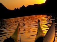 Emozioni in canoa
