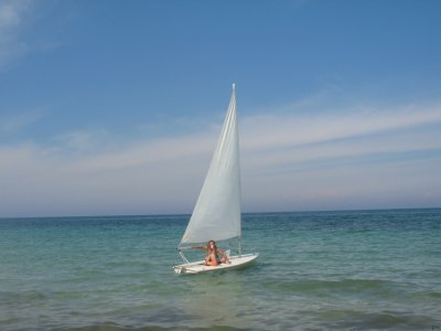Sailing course for children under 16 Vernole