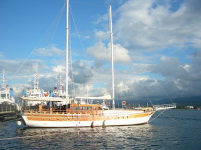 VelaSud Escursione in Barca