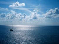 In the sea of Pantelleria