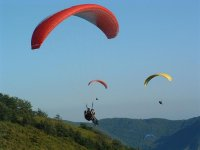 give yourself a tandem paraglider