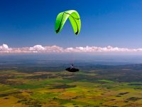 a very comfortable paraglider!