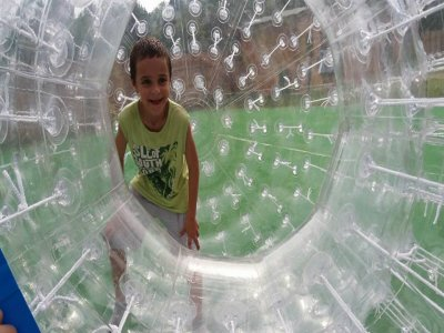 Jo Park Bubble Football