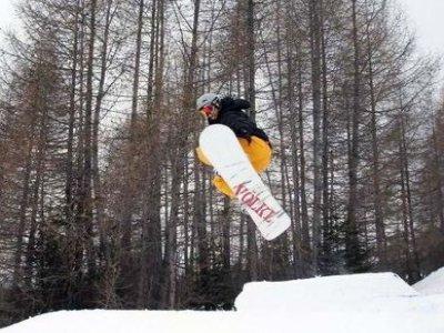 Boarderline Snowboard