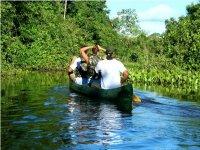 La Magia Della Verde Natura in Canoa