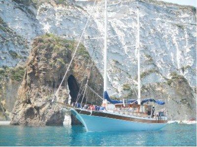 Caicco Norita Escursione in Barca
