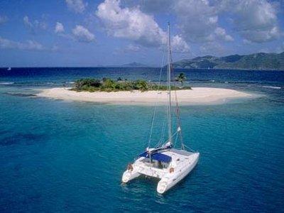 Catamarano Caraibi Escursione in Barca