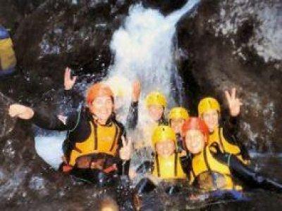 Alpinguide Canyoning