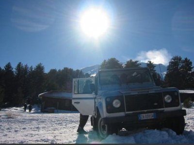 Etna Discovery 4x4 Fuoristrada