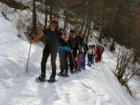 Seguendo la guida alpina