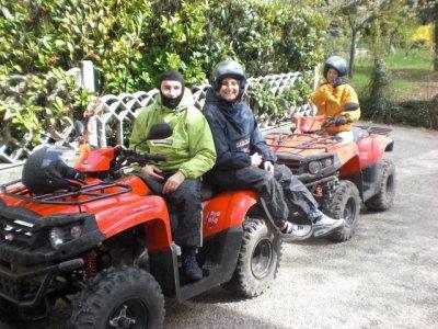 Tour quad Parco di Colfiorito in coppia (Perugia)