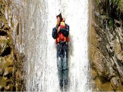 Guide Alpine Arco Canyoning