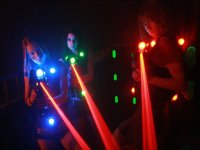 Party laser game