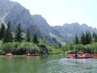 Canoa e natura