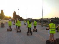 Al tramonto al Circo Massimo