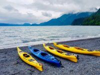Alcuni dei nostri kayak