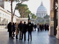 Spiegazione al Vaticano