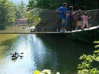 Parco Avventura e canoa