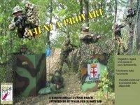 Il primo parco italiano per il Softair