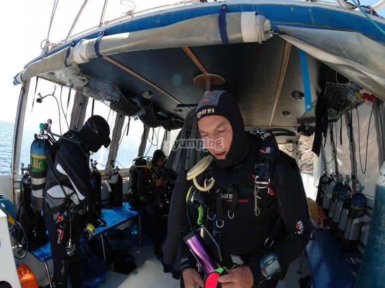 Zona Diving Barca