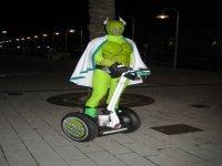 Capitan Green ( il nostro super eroe )