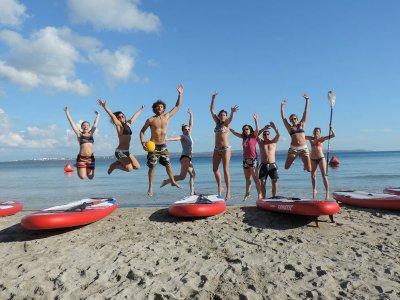 Sup Adventures Surf