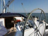 Esercitazioni in barca