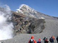 Avventura sul vulcano