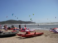 Scuola di kitesurf