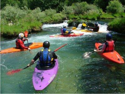 Rafting Umbria Kayak