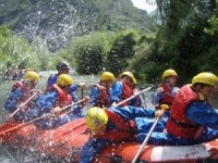 Rafting in compagnia