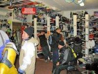 Noleggio attrezzature sci e snow