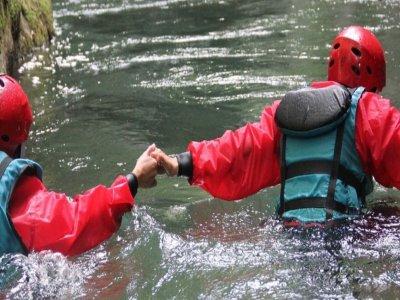 Lao Rafting Trekking d'acqua