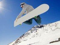Snowboard in Campo Felice