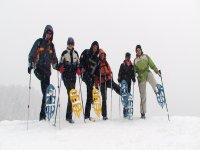 Dolomites Adventure Snowshoes