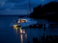 Confort e relax in barca