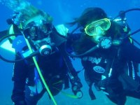 Foto sott acqua