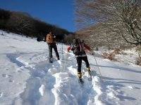 Escursioni con gli sci
