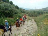 A cavallo con Arpino Ecoturismo