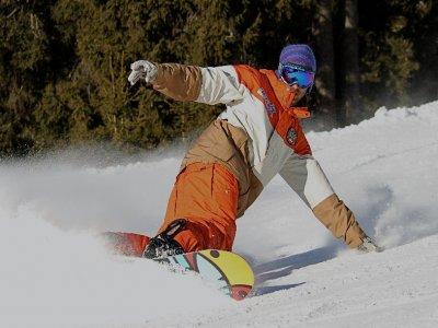 Pinzolo Snowboard