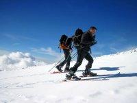 Con gli sci ad Arpino