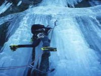 Cascate di ghiaccio sottoguta