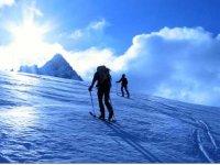 Sulla Neve, Verso Il Cielo